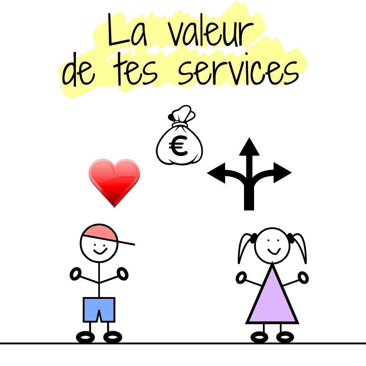 valeur services freelance indépendant