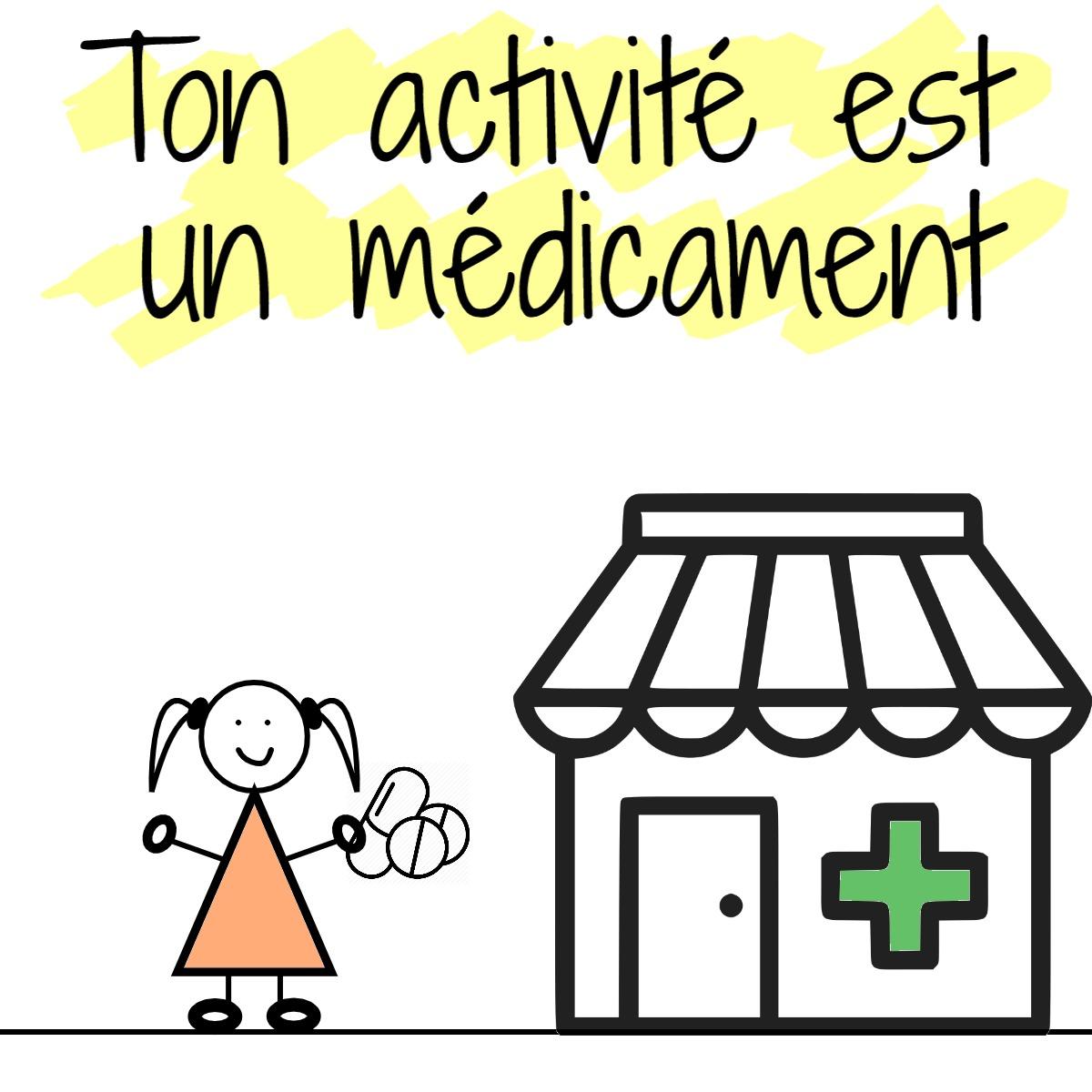 activité indépendant médicament
