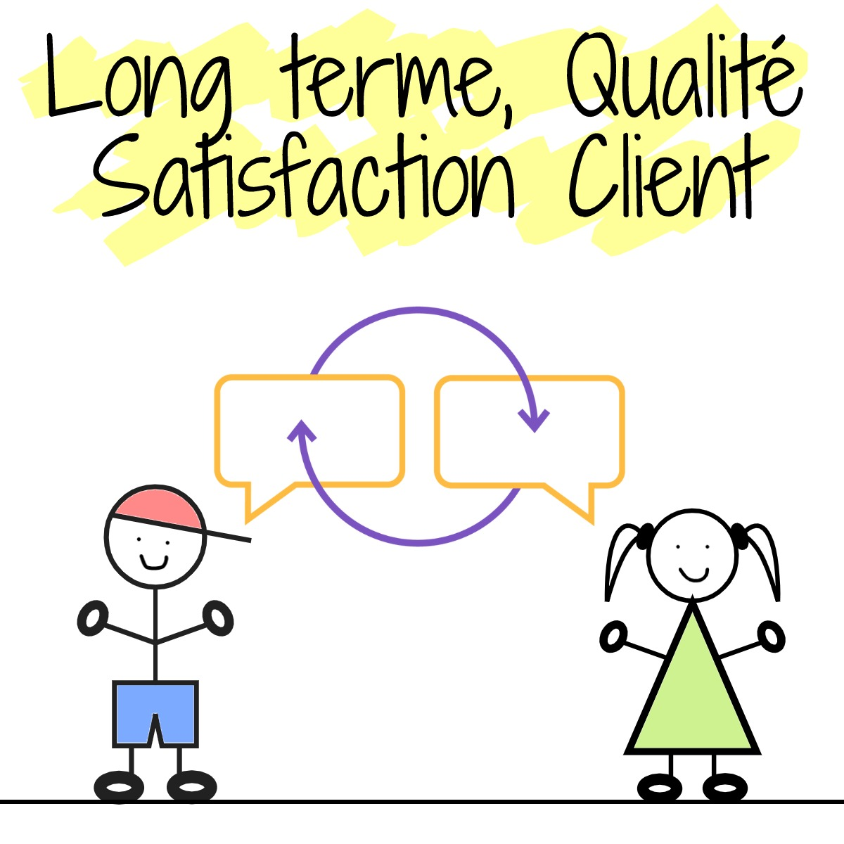 satisfaction client freelance